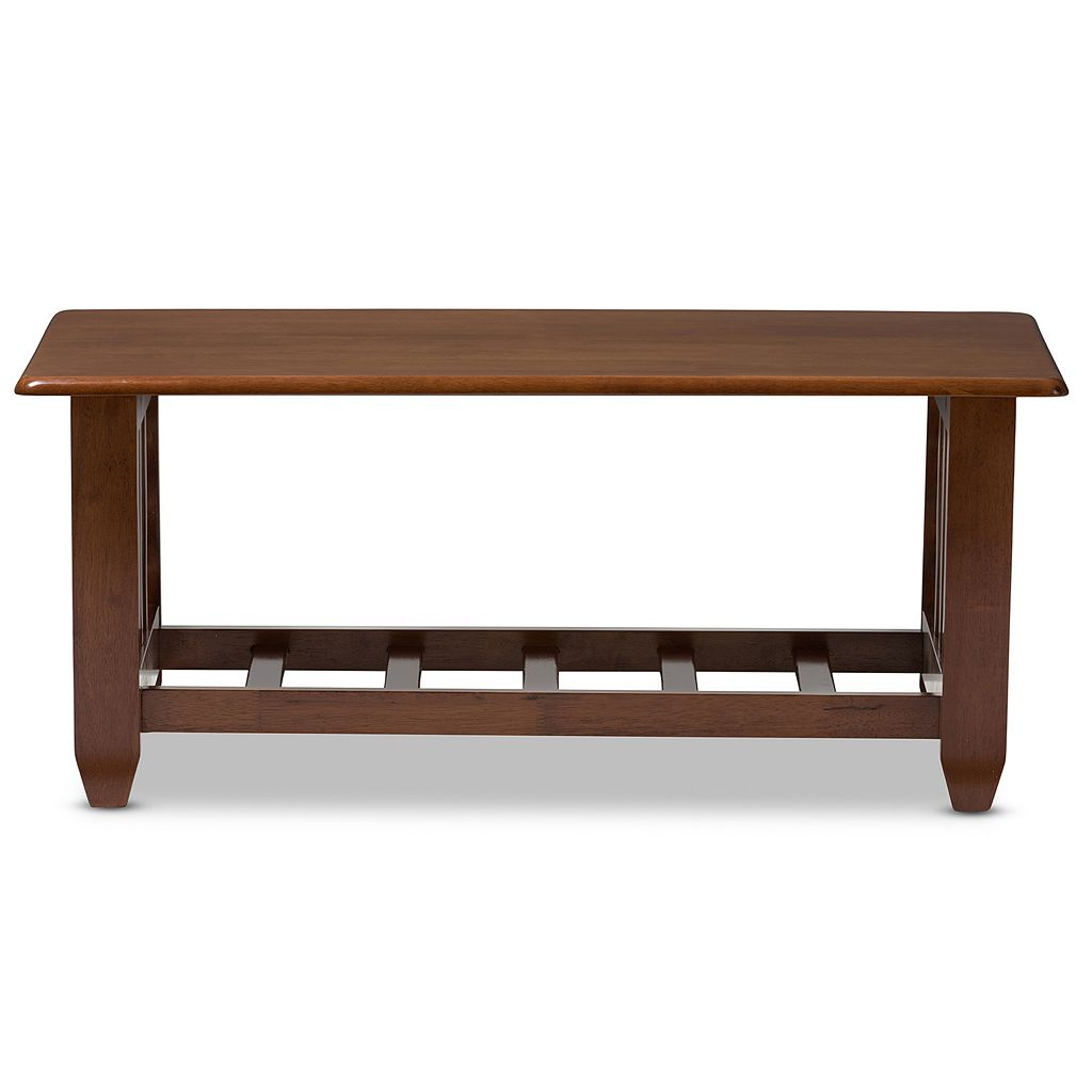 Baxton Studio Larissa Coffee Table
