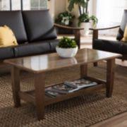Baxton Studio Pierce Coffee Table