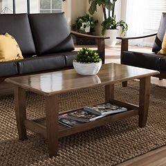 Baxton Studio Pierce Coffee Table