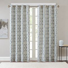 Madison Park Blackout 1-Panel Maren Window Curtain