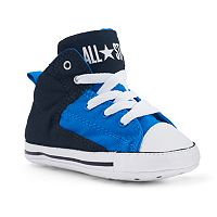 Baby Converse Chuck Taylor All Star First Star High Street Crib Shoes
