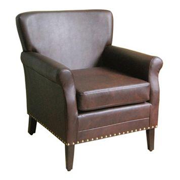 HomePop Medison Accent Chair