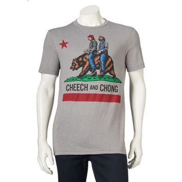 Men's Cheech & Chong Tee