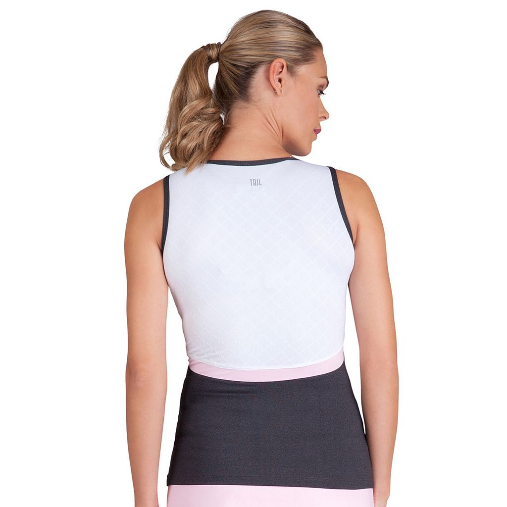 Women's Tail Berries N Cream Theda Tennis Tank