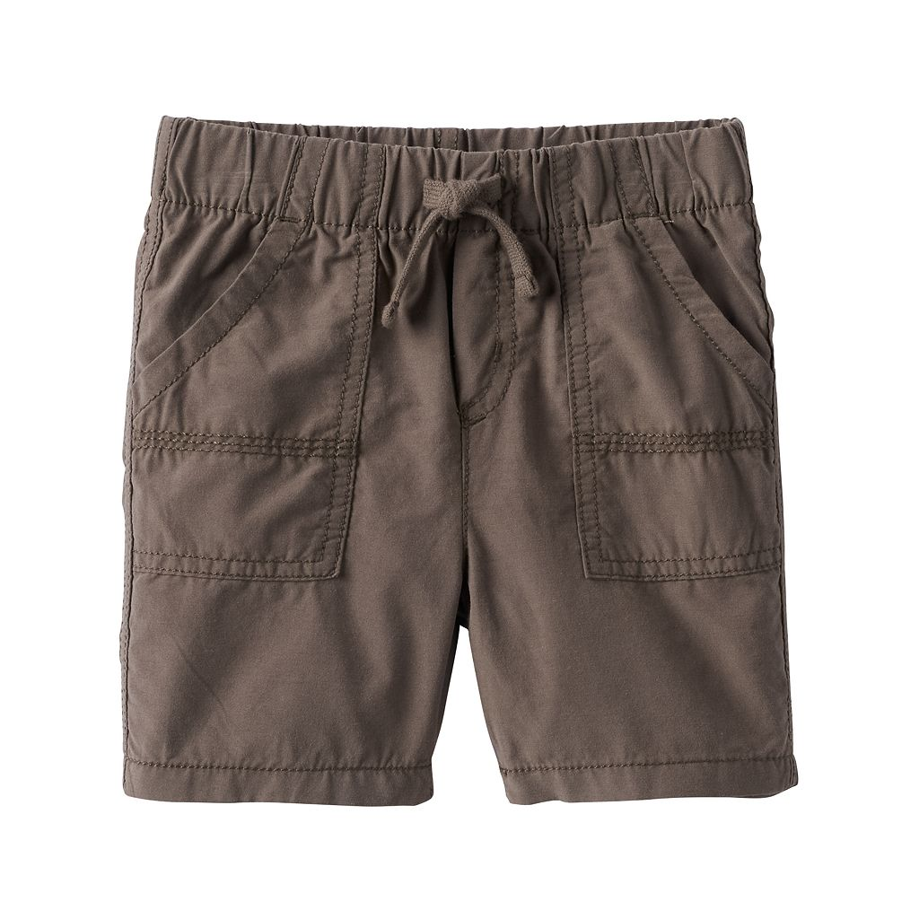 Baby Boy Jumping Beans® Solid Shorts