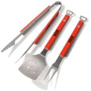 Cleveland Browns 3-Piece Spirit Grilling Set