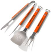 Denver Broncos 3-Piece Spirit Grilling Set