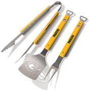 Green Bay Packers 3 pc Spirit Grilling Set