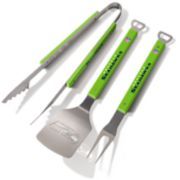 Seattle Seahawks 3-Piece Spirit Grilling Set