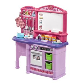 Step2 Create & Bake Kitchen