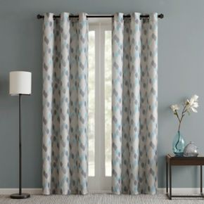 Madison Park 2-pack Essentials Arlo Textured Window Curtains