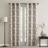 Madison Park 2-pack Essentials Arlo Textured Window Curtains
