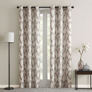 Madison Park Essentials 2-pack Arlo Textured Window Curtains