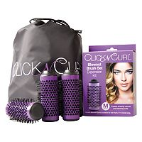 Click n Curl Blowout Brush Set Expansion Kit - Medium