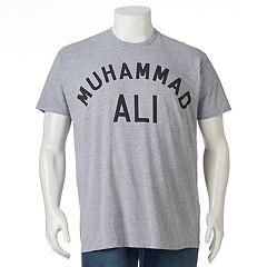 Big & Tall Muhammad Ali Tee