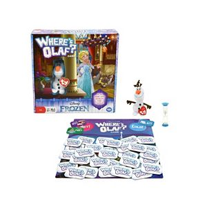 Disney's Frozen Where's Olaf? Game