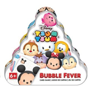 Disney Tsum Tsum Bubble Fever Card Game