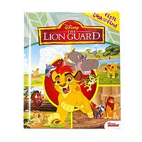 Disney's The Lion Guard First Look & Find Book