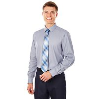 Men's Van Heusen Flex Collar Slim-Fit Pincord Dress Shirt