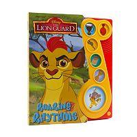 Disney's The Lion Guard Roaring Rhythms Play-a-Sound Book