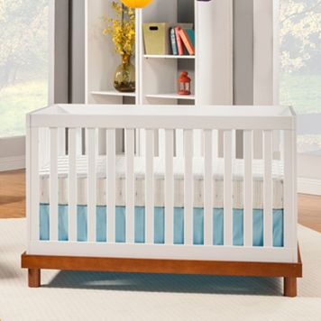 Baby Mod Olivia 3-in-1 Convertible Crib