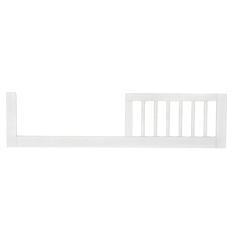 Baby Mod Marley Toddler Bed Conversion Kit, White
