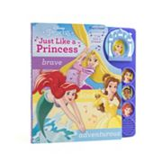 Disney Princess 'Just Like a Princess' Play-a-Sound Book