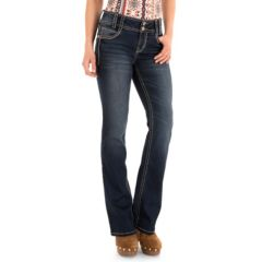 Juniors Bootcut Jeans | Kohl's