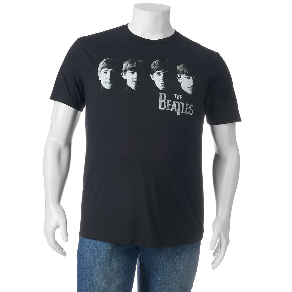 Big & Tall Beatles Tee