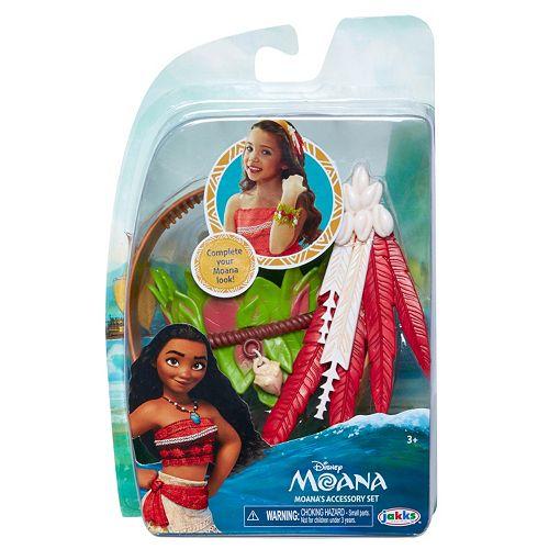 Disney's Moana Accessory Set