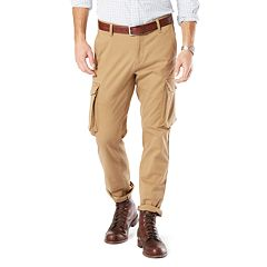 Men's Dockers Athletic-Fit Stretch Cargo Pants