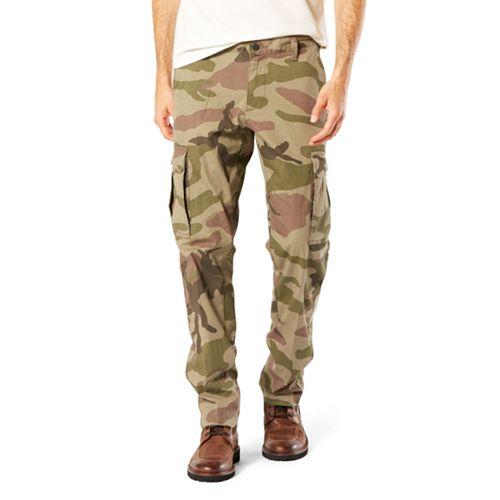 Men's Dockers Athletic-Fit Stretch Cargo Pants