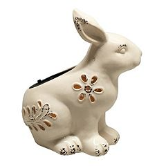 Click here to buy SONOMA Goods for Life Outdoor Solar LED Bunny Table Decor .