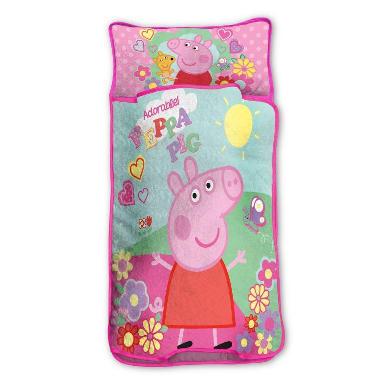 092317117359 Upc Peppa Pig Toddler Nap Mat Pink Upc