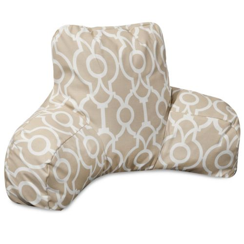 Majestic Home Goods Athens Indoor / Outdoor Reading Pillow