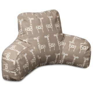 Majestic Home Goods Stretch Reading Pillow
