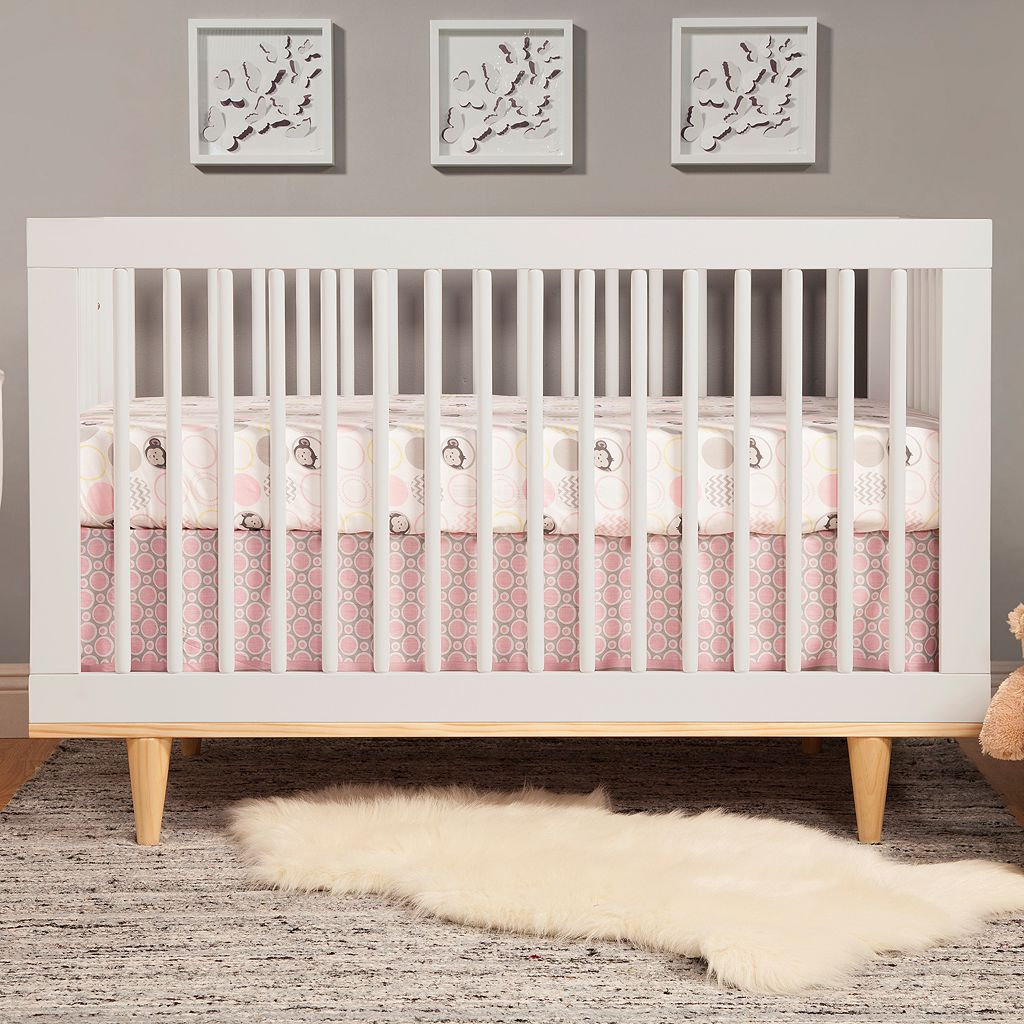 Baby Mod Marley 3-in-1 Convertible Crib