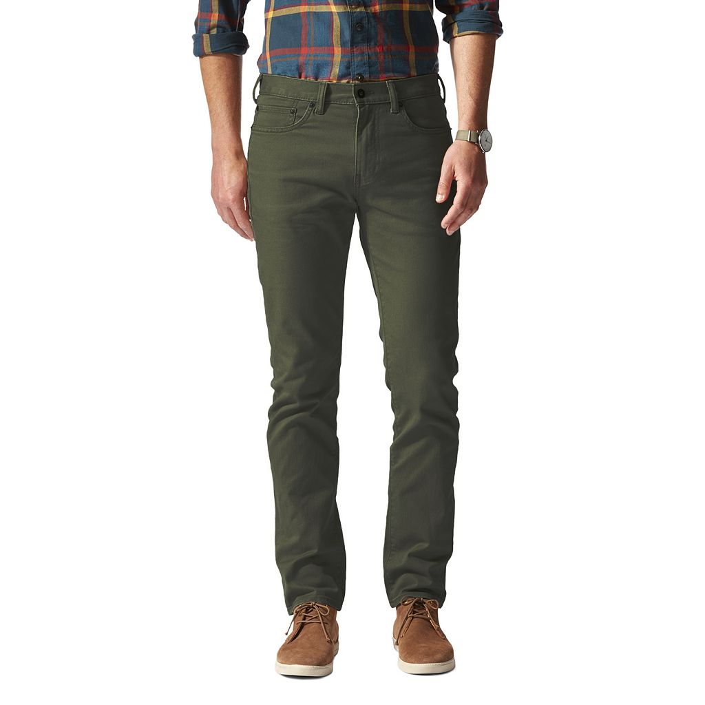 Men's Dockers Soft Stretch Jean Cut D1 Slim-Fit Pants