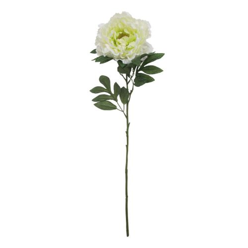 SONOMA Goods for Life™ Artificial White Peony Flower Stem