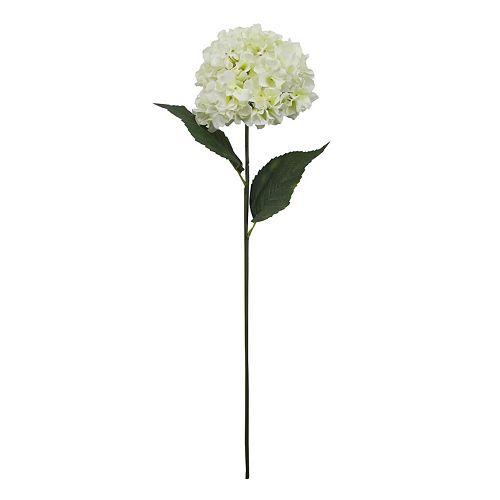 SONOMA Goods for Life™ Artificial White Hydrangea Flower Stem