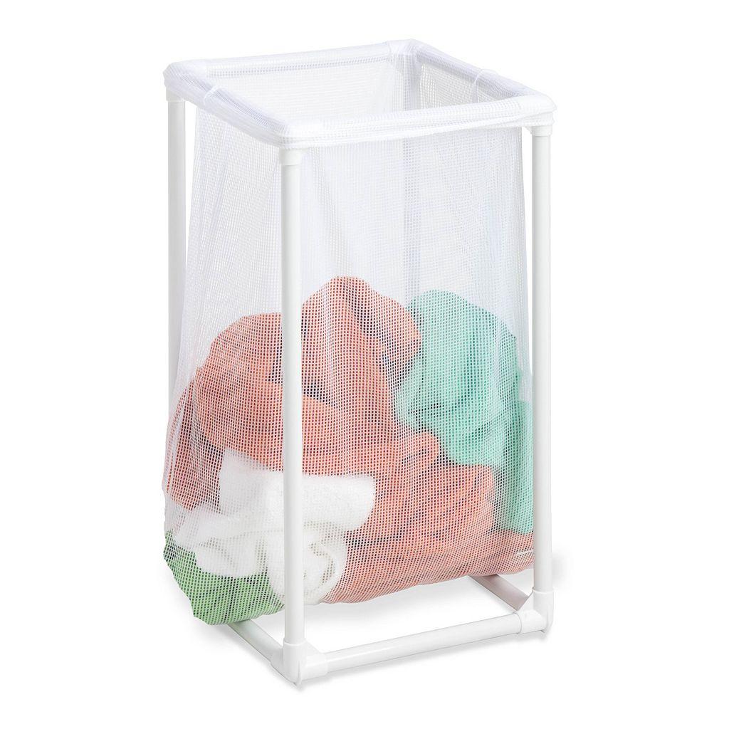 Honey-Can-Do Mesh Laundry Hamper