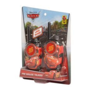 Disney / Pixar's Cars Walkie Talkies by Kid Designs