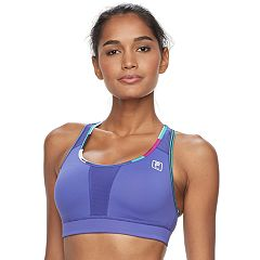 FILA SPORT® Bras: Medium-Impact Running Sports Bra