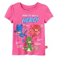 Toddler Girl PJ Masks