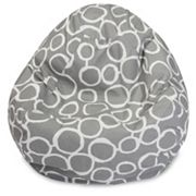 Majestic Home Goods Fusion Small Beanbag Chair