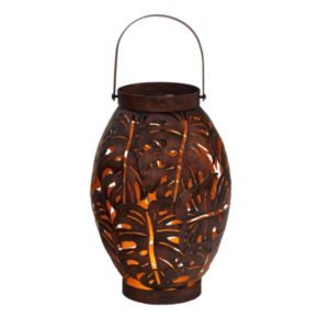 SONOMA Goods for Life? Large Outdoor Solar Palm Leaf Lantern