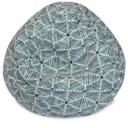 Majestic Home Goods Charlie Small Beanbag Chair