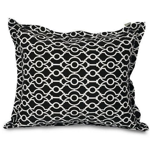 Majestic Home Goods Athens Indoor / Outdoor Floor Throw Pillow