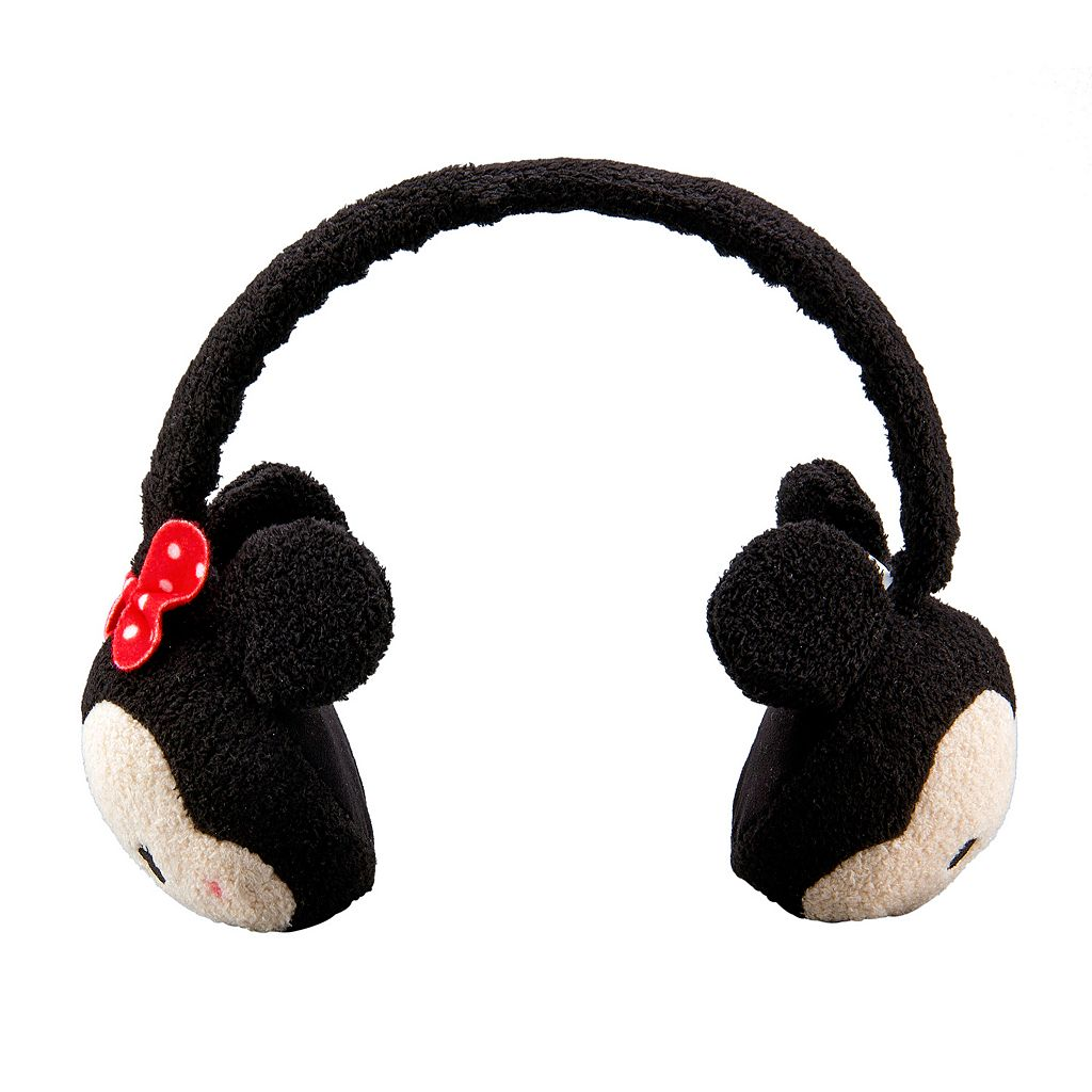 Disney's Tsum Tsum Mickey Mouse & Minnie Mouse Plush Headphones