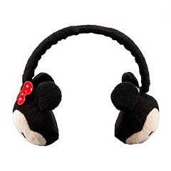 Disney's Tsum Tsum Mickey Mouse & Minnie Mouse Plush Headphones